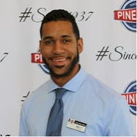 William Florentino at Pine Belt Chevrolet