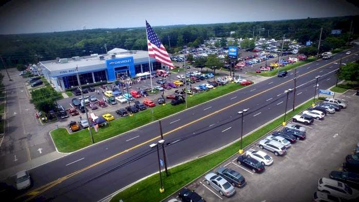 Pine Belt Chevrolet, Lakewood, NJ, 08701