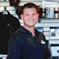 Anthony Blubello at Otto's BMW - Service Center