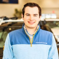 Paul Keenan at Otto's BMW
