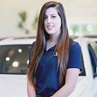 Cristina Acosta at Otto's BMW