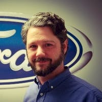 Lucas Stauffacher at Superior Ford of Plymouth MN - Service Center