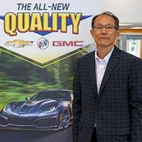 James Paek at Quality Chevrolet Buick GMC