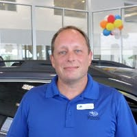 Jason Plante at Subaru of Wakefield