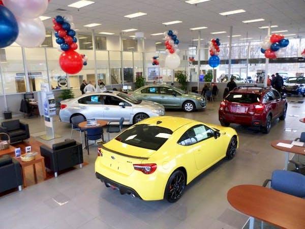Subaru of Wakefield, Wakefield, MA, 01880