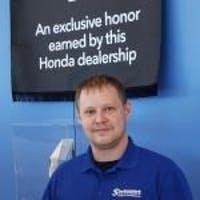 Eric Staton at Shottenkirk Honda of Cartersville