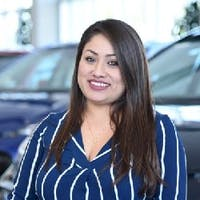 Norma Juarez at Toyota of Downtown L.A.