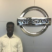 Michael  Taylay at State Line Nissan