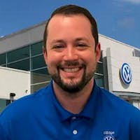 Jacob Widener at Village Volkswagen of Chattanooga