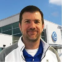 Chris Hayden at Village Volkswagen of Chattanooga