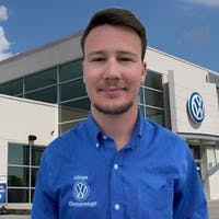 Slater Hill at Village Volkswagen of Chattanooga