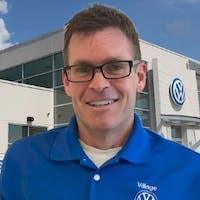 Joey Dawson at Village Volkswagen of Chattanooga