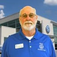 """Tom """"Smitty"""" Smith at Village Volkswagen of Chattanooga"""
