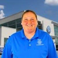 Charolene Smith at Village Volkswagen of Chattanooga - Service Center