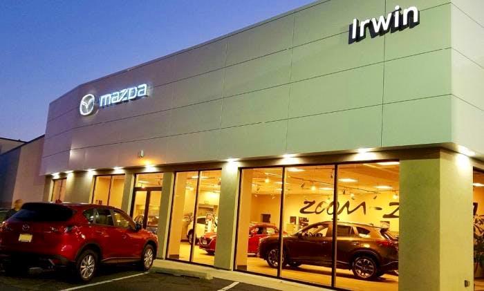 Irwin Mazda, Freehold, NJ, 07728