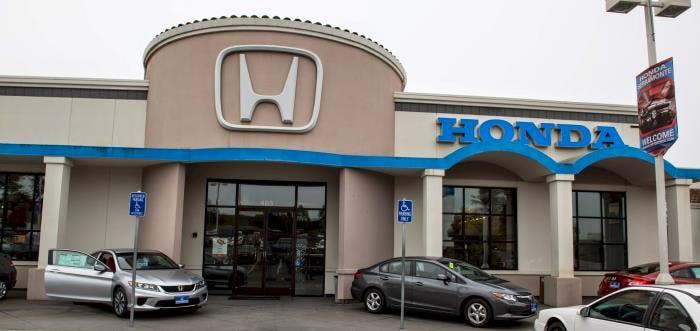 Honda of Serramonte, Colma, CA, 94014