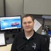 John Gregory at Byers Mazda