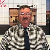 Michael  Towe at Dave Edwards Toyota - Service Center