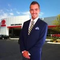 Tyler Lewis at Dave Edwards Toyota