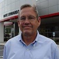 Bill Ledbetter at Dave Edwards Toyota