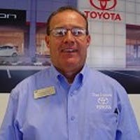 Charlie Tomey at Dave Edwards Toyota