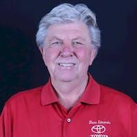 Tony Jackson at Dave Edwards Toyota