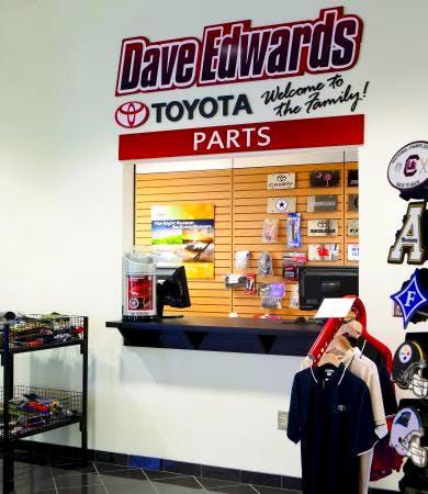 Dave Edwards Toyota, Spartanburg, SC, 29301