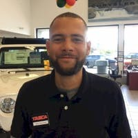 Dave VeraCruz at Tasca Chrysler Jeep Dodge Ram Fiat