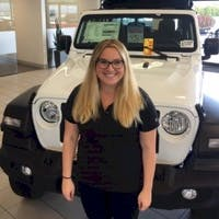 Taylor Sullivan at Tasca Chrysler Jeep Dodge Ram Fiat