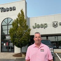 Sean Hayward at Tasca Chrysler Jeep Dodge Ram Fiat