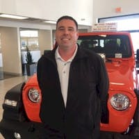 Jason Cogean at Tasca Chrysler Jeep Dodge Ram Fiat
