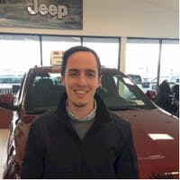 Derek deSousa at Tasca Chrysler Jeep Dodge Ram Fiat