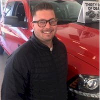 Nathan Amaral at Tasca Chrysler Jeep Dodge Ram Fiat