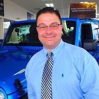 Albert Torres at Elmwood Chrysler Dodge Jeep Ram