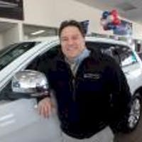 Richie Ruggiero Jr. at Elmwood Chrysler Dodge Jeep Ram