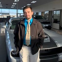 Damien Medeiros at Elmwood Chrysler Dodge Jeep Ram