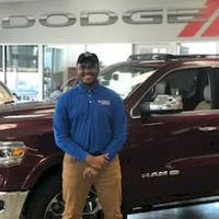 Nic Phipps-Evans at Crown Dodge of Fayetteville
