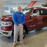 Chris Gray at Crown Dodge of Fayetteville