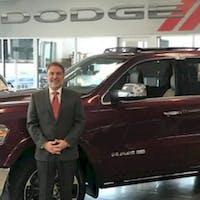 Tim Keene at Crown Dodge of Fayetteville