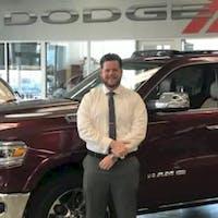 Robert Barton at Crown Dodge of Fayetteville