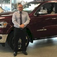 Joshua Rouse at Crown Dodge of Fayetteville