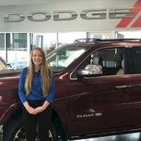 Grace Black at Crown Dodge of Fayetteville