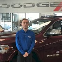 Kyle Kaiser at Crown Dodge of Fayetteville