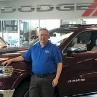 Jim McLaurin at Crown Dodge of Fayetteville