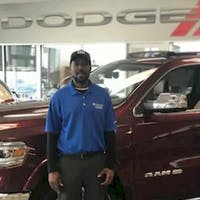 Byron Wright at Crown Dodge of Fayetteville