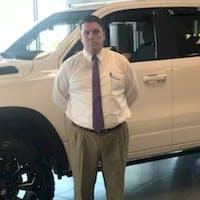 Jeremy Redmond at Crown Dodge of Fayetteville
