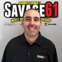 Chris Zepiora at Savage 61 Chrysler Dodge Jeep Ram