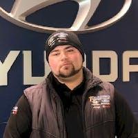 Mark Calzo at First Hyundai