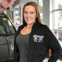 Katie Bedard at First Hyundai