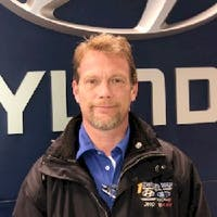 Derek Theriault at First Hyundai
